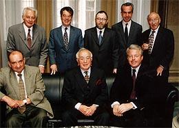 Leon Zelman feiert seinen 70. Geburtstag im Parlament – mit bedeutenden Persönlichkeiten des öffentlichen Lebens