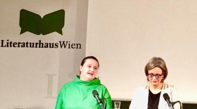 Veronika Zwerger und Ursula Seeber