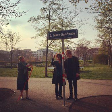 Jakov-Lind-Straße benannt