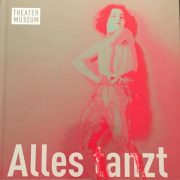 Alles tanzt – Ausstellung im Wiener Theatermuseum, Plakat