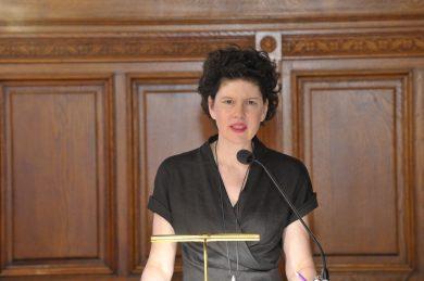 Leon Zelman Preis 2019, Rede von Susanne Trauneck