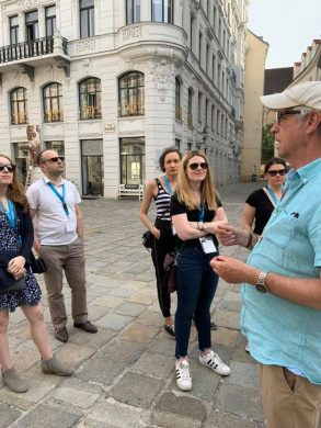 Besuchsprogramm für Young Professionals aus Toronto 2019