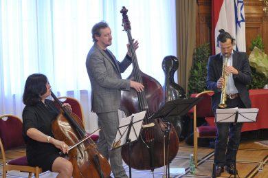 Leon Zelman Preis 2019, Roman Britschgi Trio