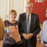 Besuchergruppe 15-22 September, Bundespräsident Alexander Van der Bellen