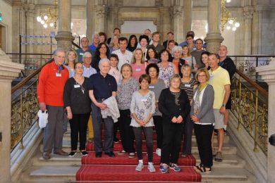 Besuchergruppe 15-22 September, Gruppenfoto