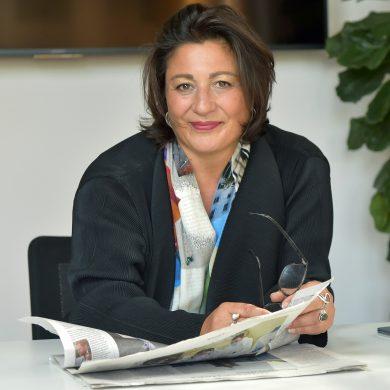 Kulturstadträtin Veronica Kaup-Hasler